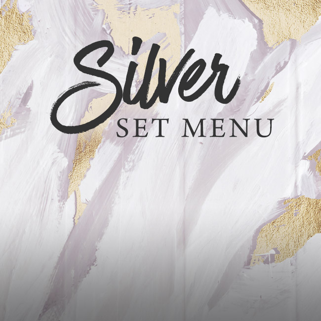 Silver set menu at The Bulls Head