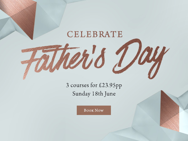 Father's Day at The Bulls Head - Book now
